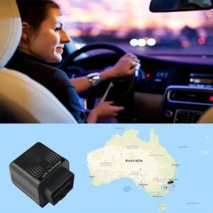 OBD GPS Tracking