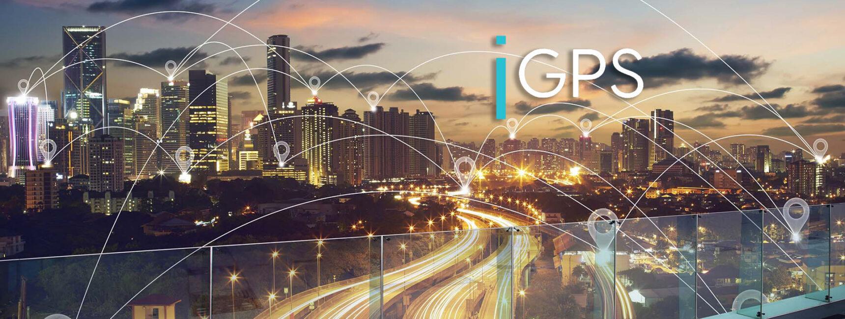 iGPS GPS Tracking Technology